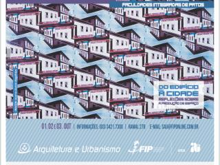 Aluno do Curso de Arquitetura e Urbanismo da FSM apresenta relato de viagem à Indonésia